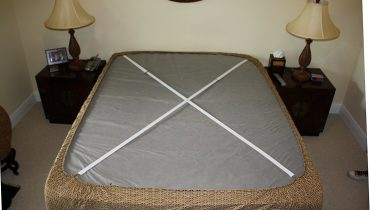 how to keep rv mattress from sliding
